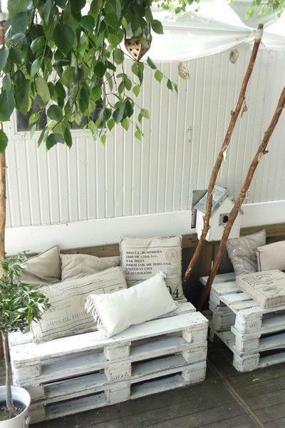 Skønne terrasser vol 1.  Living by CKK
