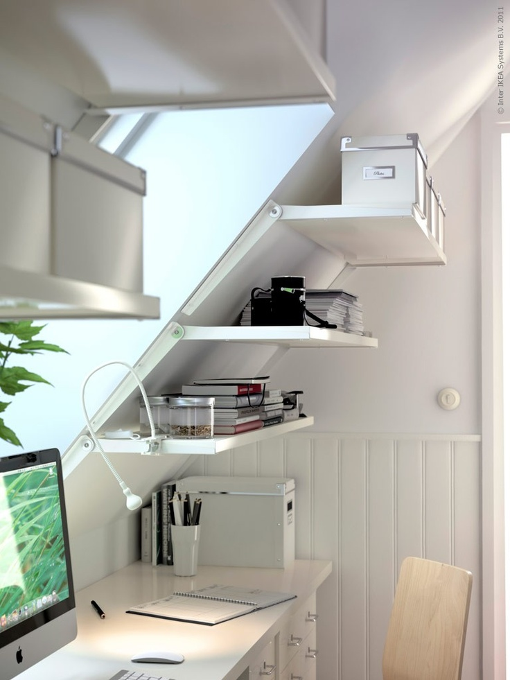 Living by ckk - Home office design ideas for small spaces ...